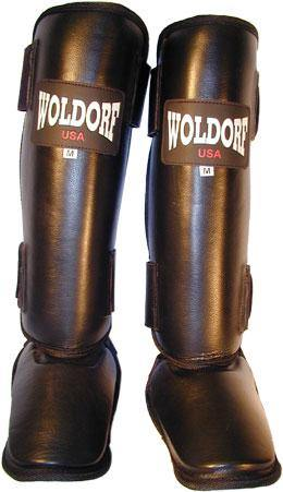 WOLDORF-Muay Thai Shin Guards