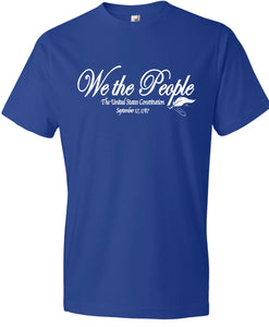 We The People Tee (Constitution Day, September 17th)