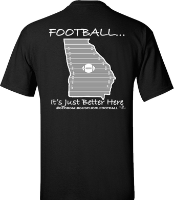 Football... It's Just Better Here Tee
