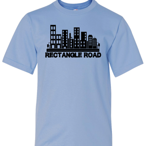 Rectangle Road Tee