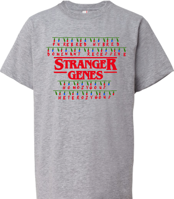 Stranger Genes Youth Tee