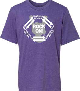 Rock On! Youth Tee