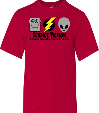 Science Fiction Youth Tee
