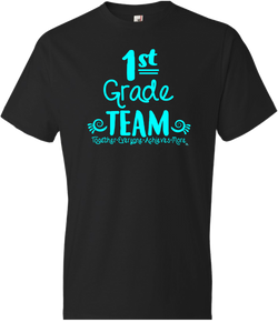 1st Grade Team Grade Level Tee