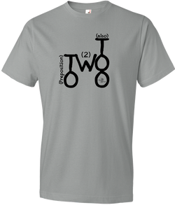 To, Too, Two Tee