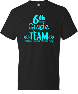 6th Grade Team Grade Level Tee