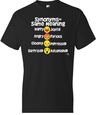Synonyms Tee