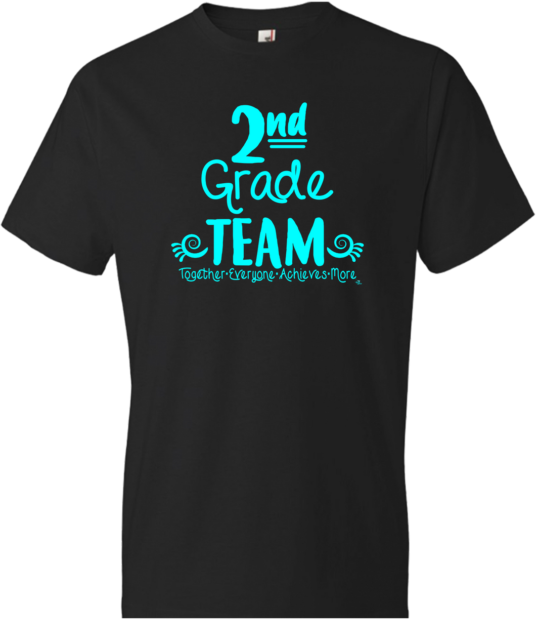 2nd Grade Team Grade Level Tee