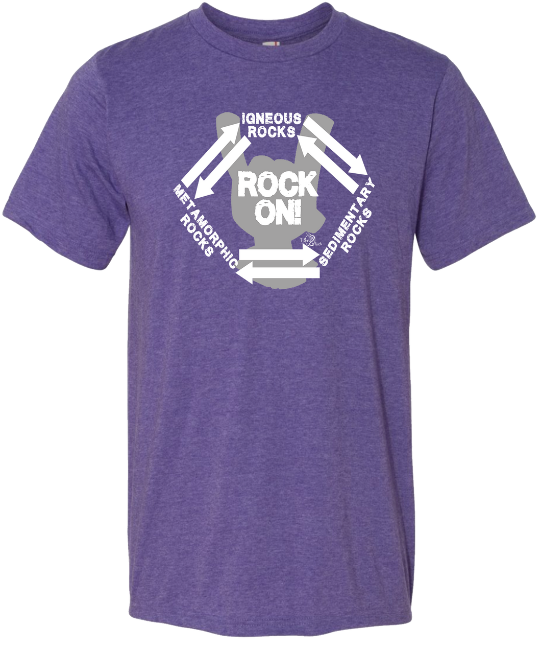 Rock Cycle Tee