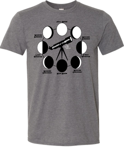 Moon Phases Youth Tee