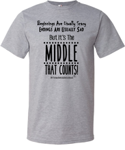 Middle School Grade Level Tee
