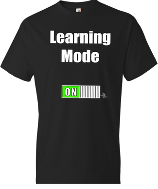 Learning Mode Youth Tee