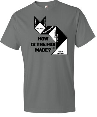 How Is The Fox Made? Tee