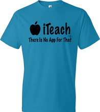 iTeach: There Is No App For That