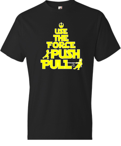 Use The Force Tee