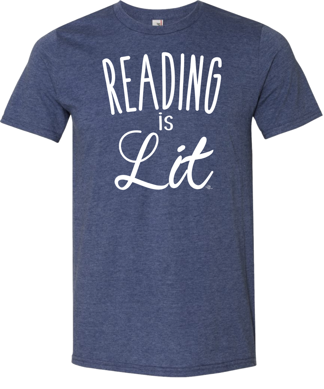 Reading Is Lit Tee