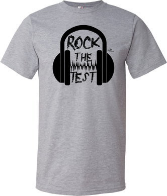 Rock The Test Testing Tee