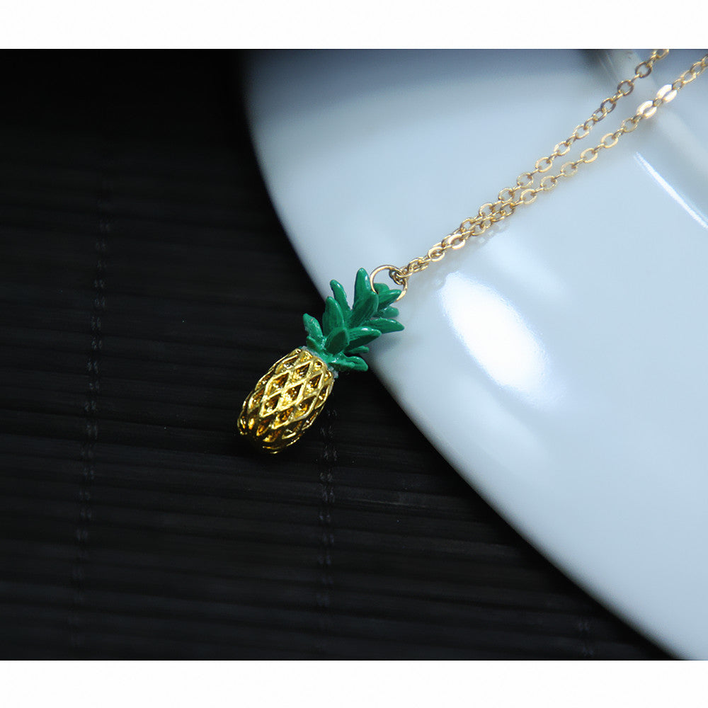 Little Pineapple Necklace - Venic-Eyewear