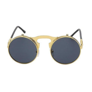 Virgo - Gold & Black Mirrored - Venic-Eyewear