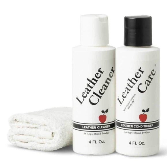 Apple Brand Leather Care
