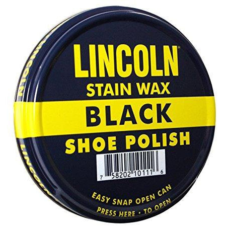 Lincoln Stain Wax Polish