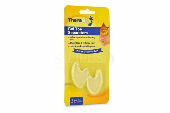 Therastep Gel Toe Separators