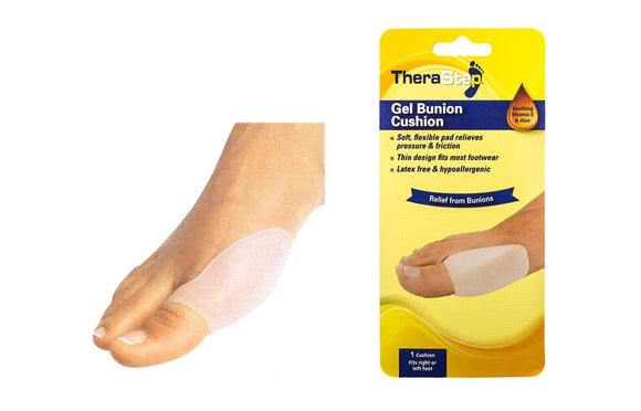 THERASTEP GEL BUNION CUSHION