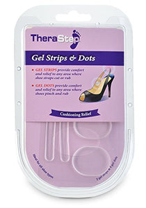 Therastep Gel Strips & Dots