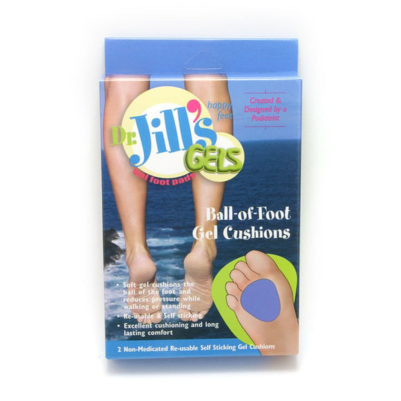 Dr. Jill's Gels Gel Ball of Foot Cushion