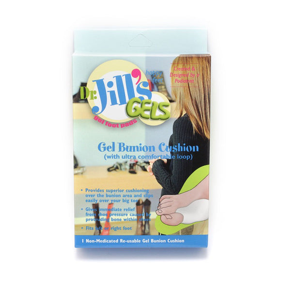 Dr. Jill's Gels Gel Bunion Cushion