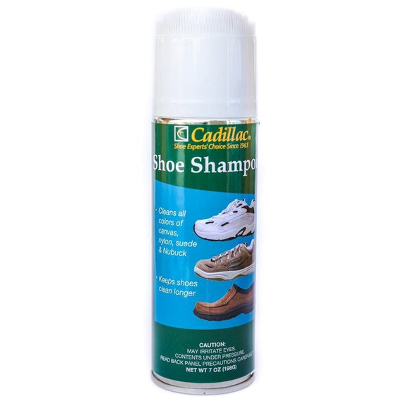 Cadillac Shoe Shampoo with Brush Cap