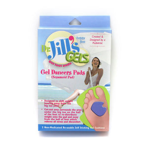 Dr. Jill's Gels Gel Dancer Pad
