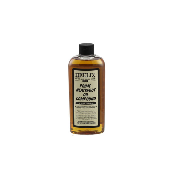 Heelix Prime Neatsfoot Oil Compound