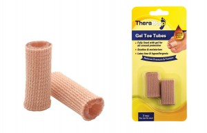 Therastep Gel Toe Tubes