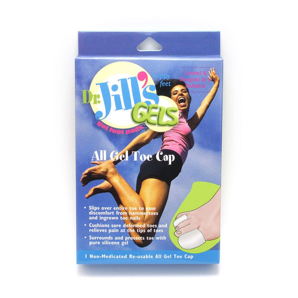 Dr. Jill's Gels All Gel Toe Cap