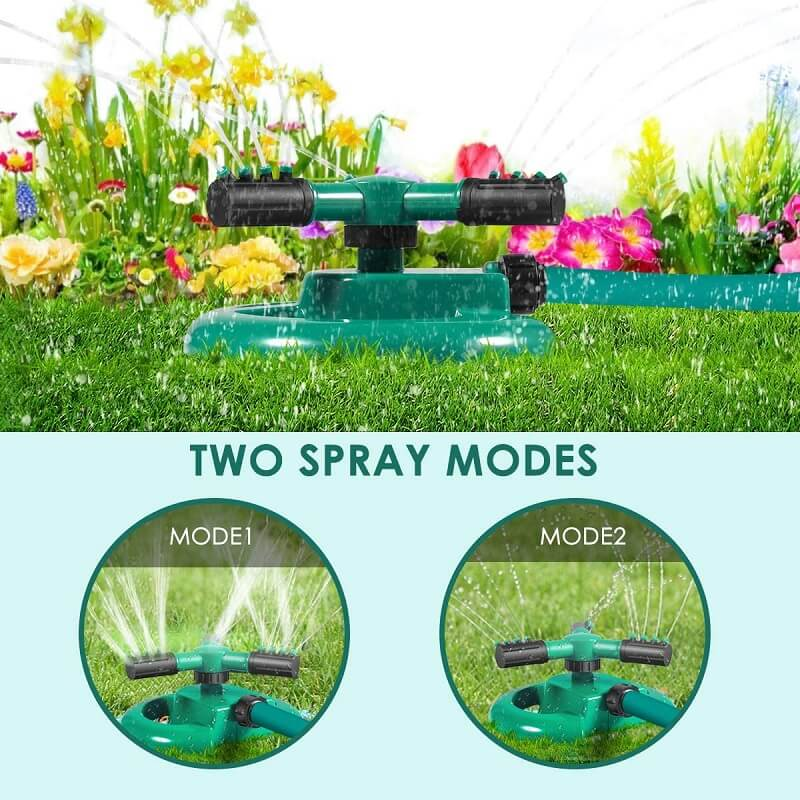 Enjoy low-maintenance gardening with the Mizuyari™ 360 Degree Lawn Garden Water Sprinkler Irrigation System. Mizuyari™ is cost-effective and energy-efficient because it can irrigate multiple plants at once.