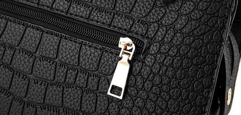 Chanel Barnes handbag can be transformed from a crossbody bag to a top-handle bag to suit your ensembles.