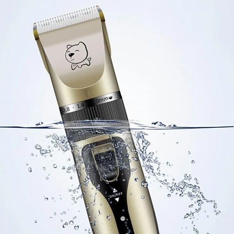 Our Petto™ Dog Hair Cutter - Pet Clippers Trimmer Shaver features a precision motor, low vibration, and ultra-quiet design. This user-friendly pet grooming kit comes with 3mm/6mm/9mm/12mm level limiting combs. Limiting combs help you safely trim your pet's fur even if you have never done it before.