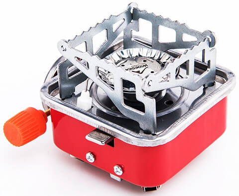 SquareStove™ Portable Camping Cooker Gas Propane Butane Stove - Backpacking Tent Camp Stove is the perfect companion on your outdoor trips! With our SquareStove™ mini stove, you can quickly cook warm meals and efficiently boil water from anywhere!