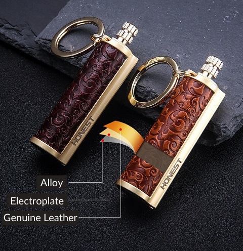 Our Doragon™ Reusable And Permanent Match is perfect for camping, survival situations, sailing, and daily use. This historical indestructible dragon's breath immortal lighter is based on the actual designs from the World War 1.