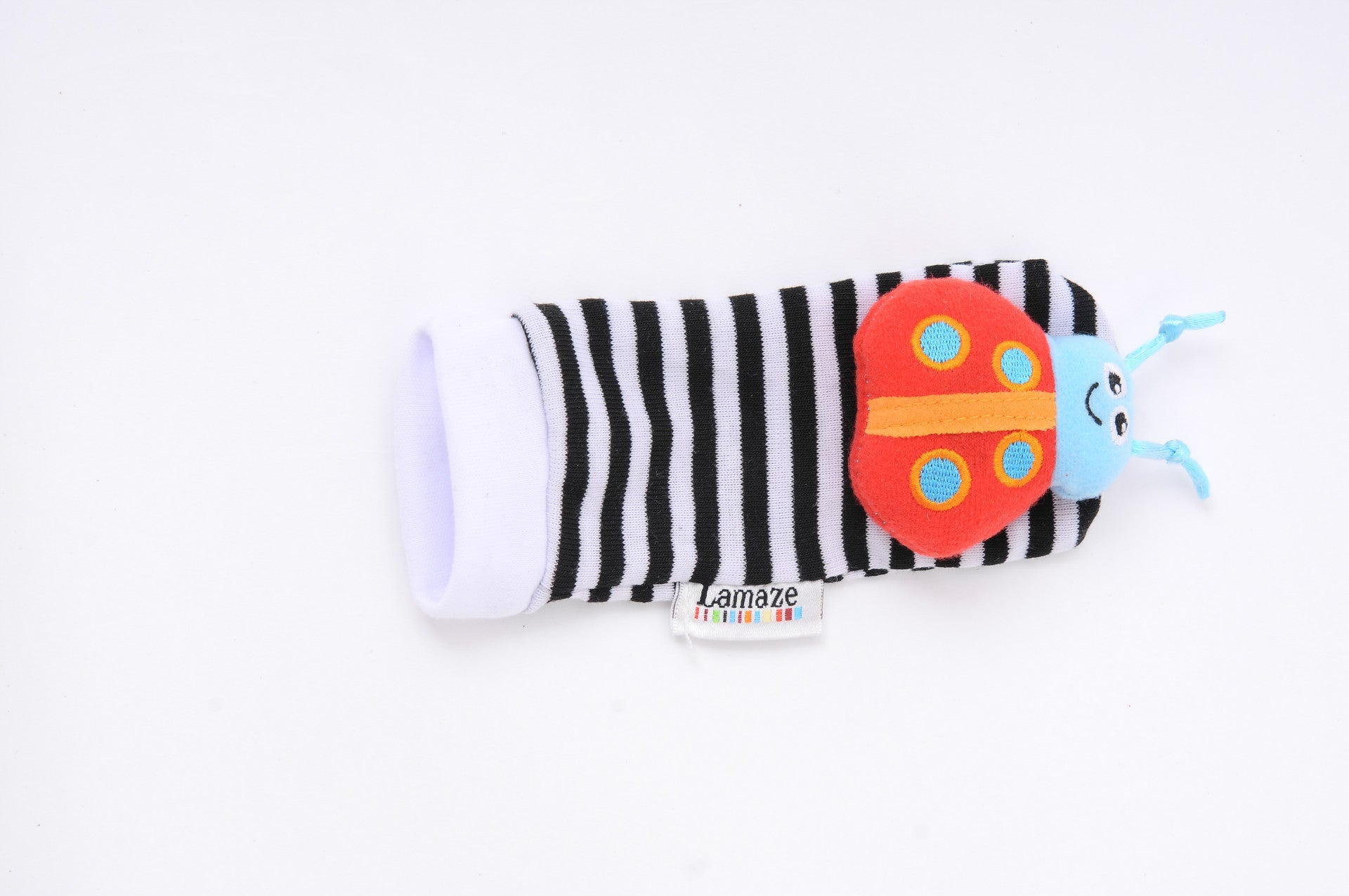 A baby _ baby baby socks strap with a wrist watch with a single price