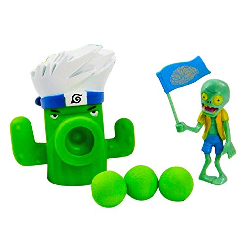 Toyolo Plants VS Zombies Zombie Shooting Cactus Popper