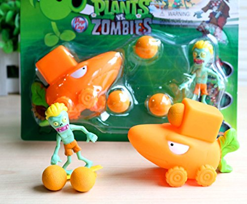 Plants vs Zombies: Carrot Missile Truck