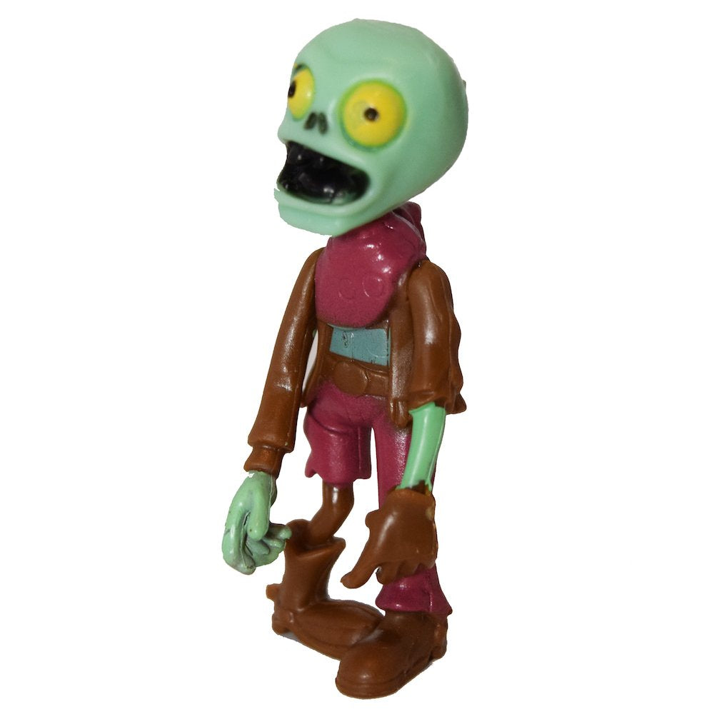 Party PVZ Plant Ice Pea Shooter Ball Popper Zombie Action Figure Toy