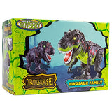 Toysery Tyrannosaurus T-Rex Walking Dinosaur With Lights And Realistic Sounds, Dinosaur Toy for Kids