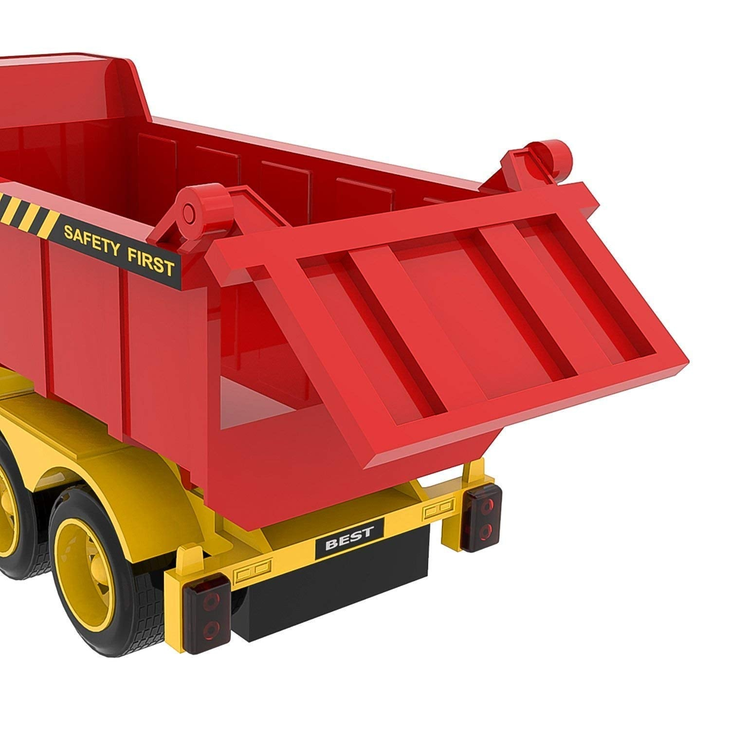 Dump Truck Toy Friction Powered Construction Toy Trucks with