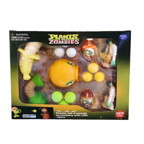 Plants Vs Zombies Gift Box: Banana Launcher, Citron and Melon Pult