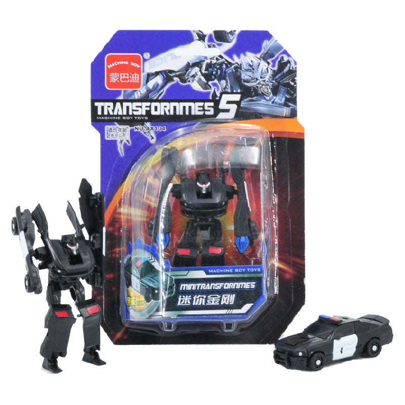 The animation model _ Bardi diamond 5 mini pocket robot toys, chi...