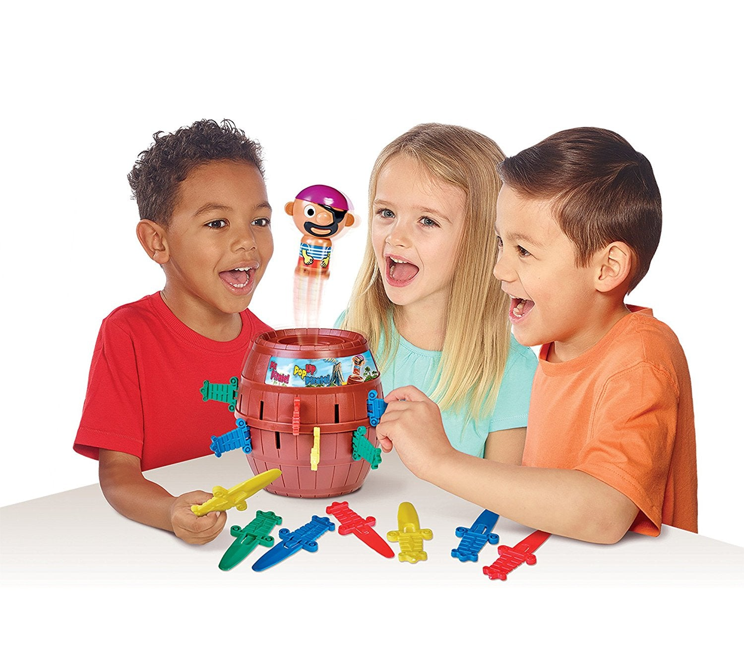 Pop Up Pirate Children's Preschool Action Game