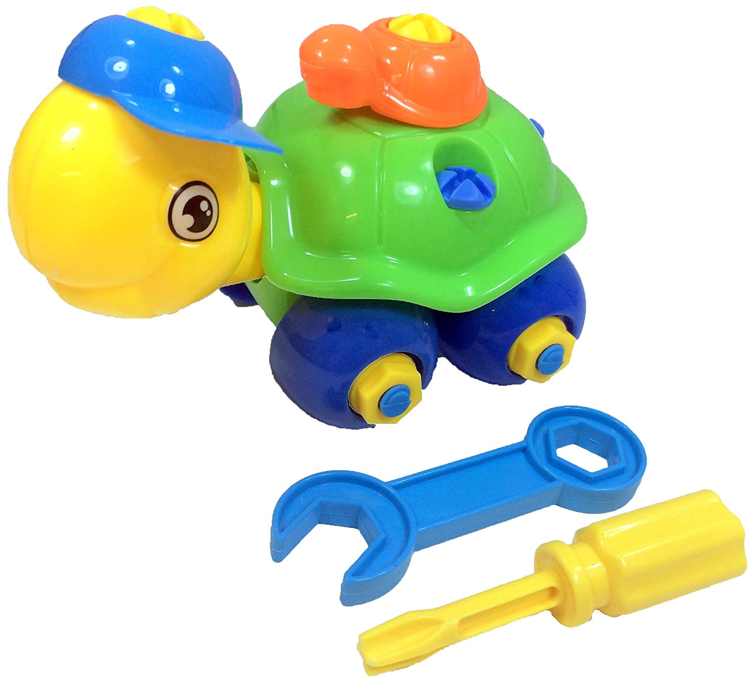 EDS Build a Turtle Kids Toy Animal Puzzle
